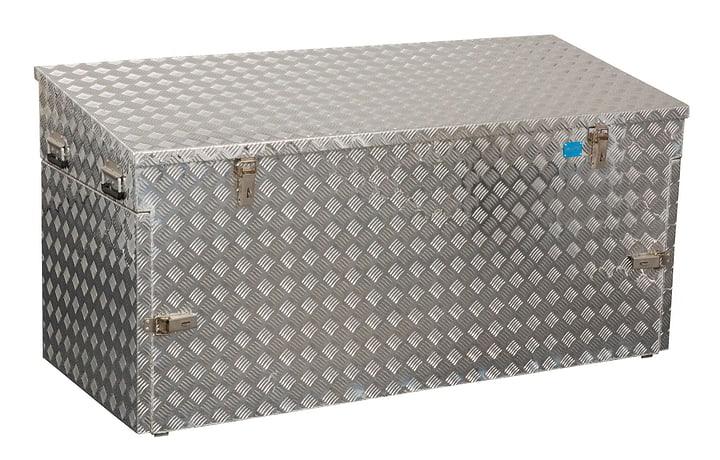 box en aluminium R883 Alu tôle gaufrée 3mm, 883 L dim. extérieure 1700 x 700 x 850 mm Alutec 601468200000 Photo no. 1