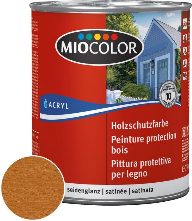 Acryl Vernice trasparente per legno Teak 750 ml Miocolor 661120300000 Colore Teak Contenuto 750.0 ml N. figura 1