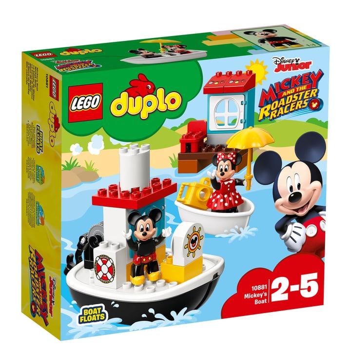 Lego Duplo Le bateau de Mickey 10881 748880300000 Photo no. 1