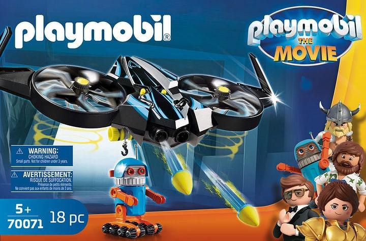 Playmobil 70071 The Movie Robotitron 748018400000 Bild Nr. 1
