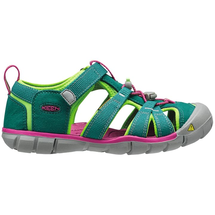 Seacamp II CNX Kinder-Sandale Keen 460883624060 Farbe Grün Grösse 24 Bild-Nr. 1