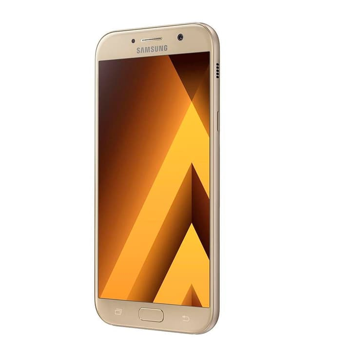 Galaxy A3 (2017) SS 16GB Gold Sand Smartphone Samsung 785300127820 Photo no. 1