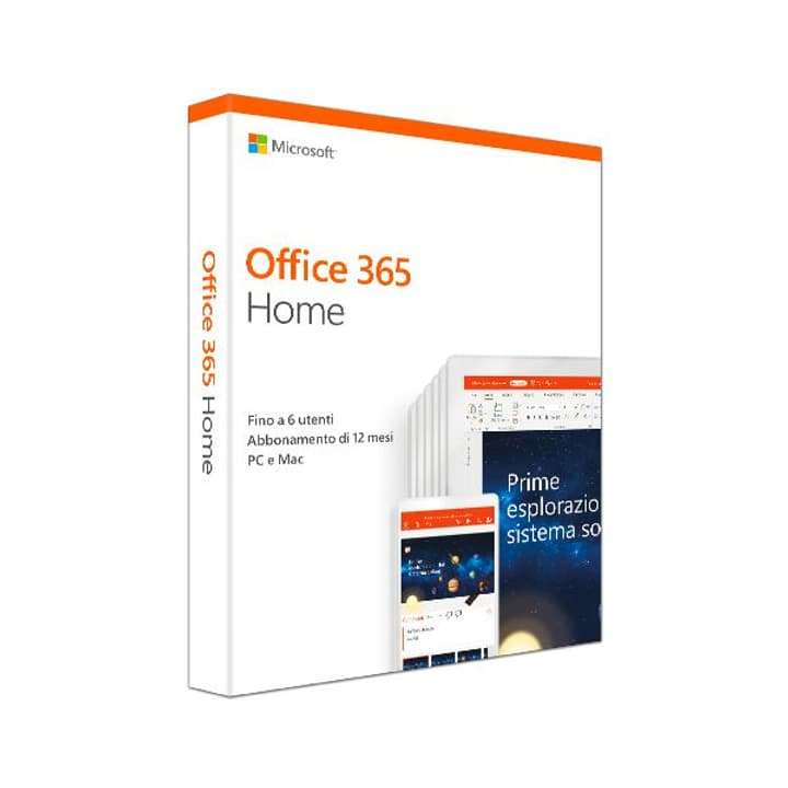 Office 365 Home 2019 PC/Mac (I) Physisch (Box) Microsoft 785300139299 Bild Nr. 1