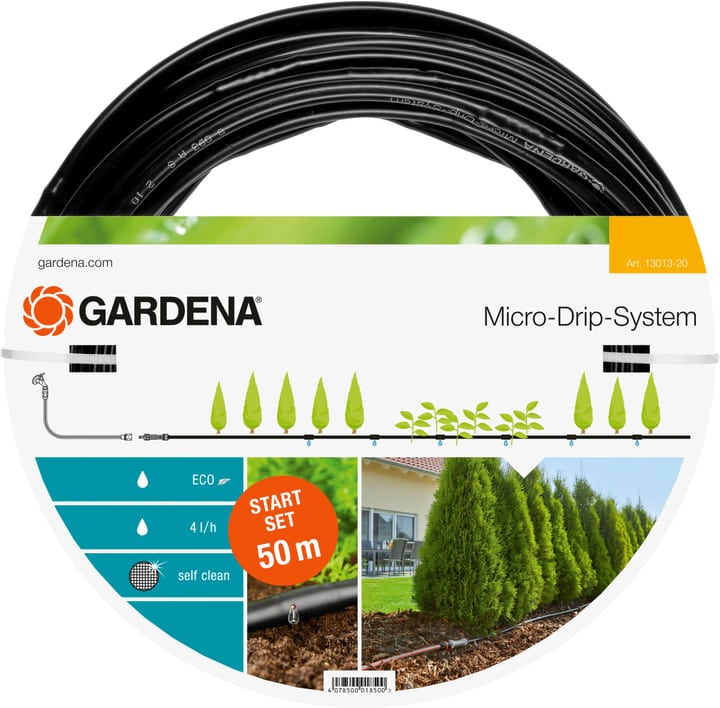Micro-Drip-System Kit di base Gardena 630844500000 N. figura 1