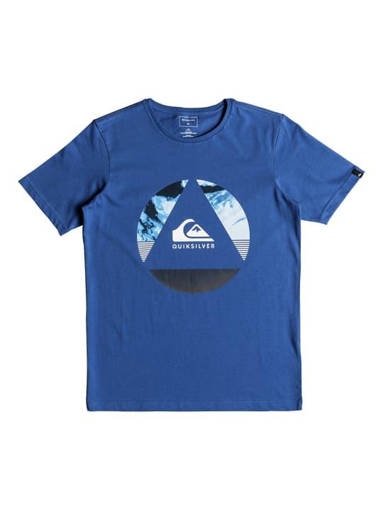 Shirt pour garçon Quiksilver 464552515240 Couleur bleu Taille 152 Photo no. 1