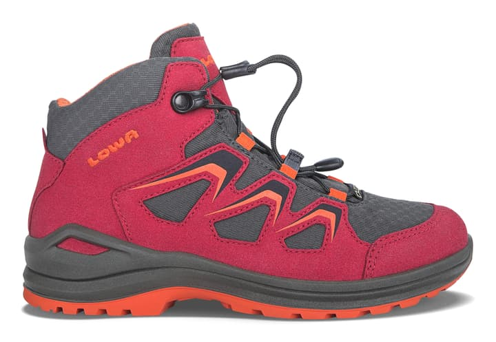 Innox Evo GTX QC Chaussures de randonnée pour enfant Lowa 460892836030 Couleur rouge Taille 36 Photo no. 1