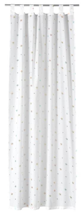 MARCELO Rideau prêt à poser jour 430267620710 Couleur Blanc Dimensions L: 140.0 cm x P: 250.0 cm x H:  Photo no. 1