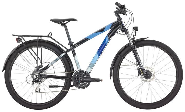 """Rebel 27.5"""" Mountainbike Freizeit Crosswave 464810102120 Rahmengrösse 21 Farbe schwarz Bild Nr. 1"""