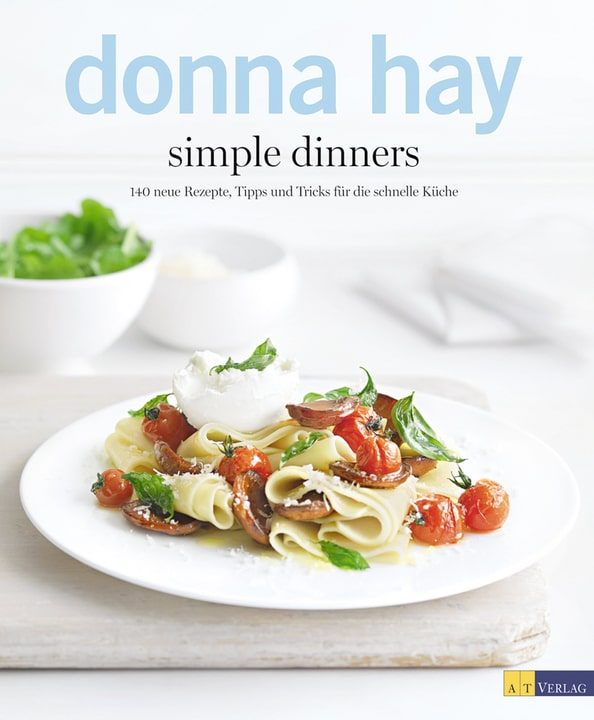 Donna Hay-Simple Dinners Livre 393024300000 Photo no. 1