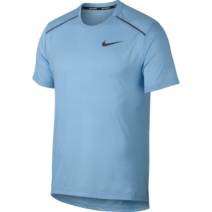 Breathe Rise 365 SS Herren-T-Shirt Nike 470177300441 Farbe Hellblau Grösse M Bild-Nr. 1