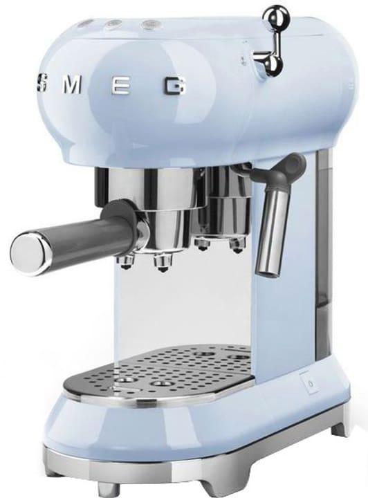 50's Retro bleu clair Macchina da caffè espresso Smeg 785300136785 N. figura 1