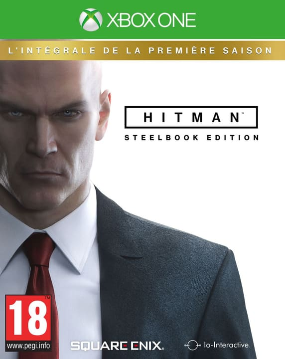 Xbox One - Hitman Complete First Season Day One Box 785300121752 Bild Nr. 1