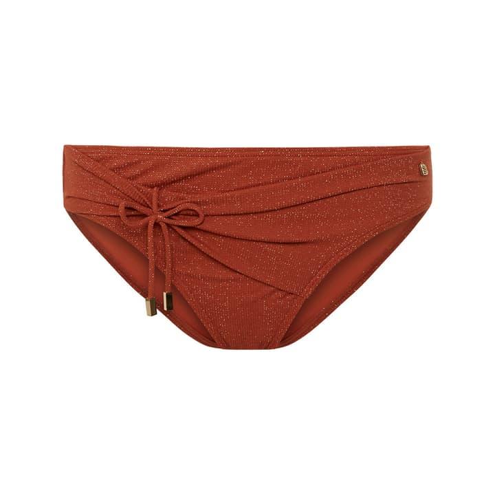 Image of Beachlife Bottom - High waist Badeslip rost