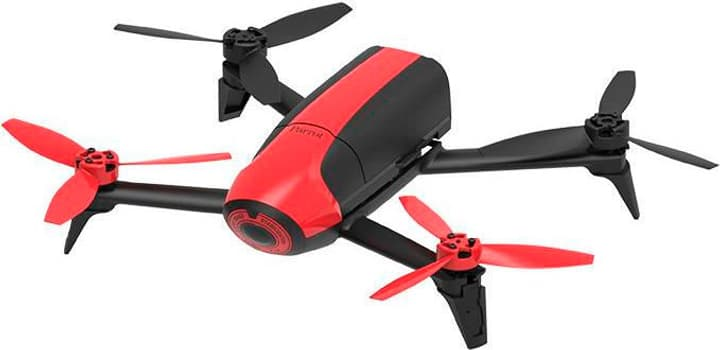 Bebop 2 Drone Rouge Parrot 793819500000 Photo no. 1
