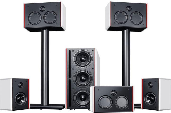 System 4 THX - 5.1 Set - W/B Home Cinema Lautsprecher Teufel 785300137719 Bild Nr. 1