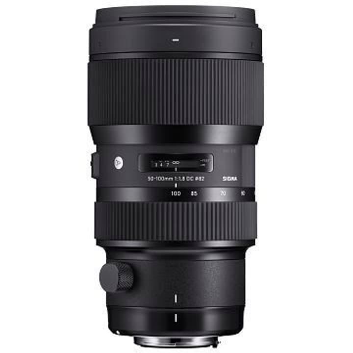 50-100mm / 1,8 DC HSM art Nikon-AF obiettivo Obiettivo Sigma 785300126179 N. figura 1