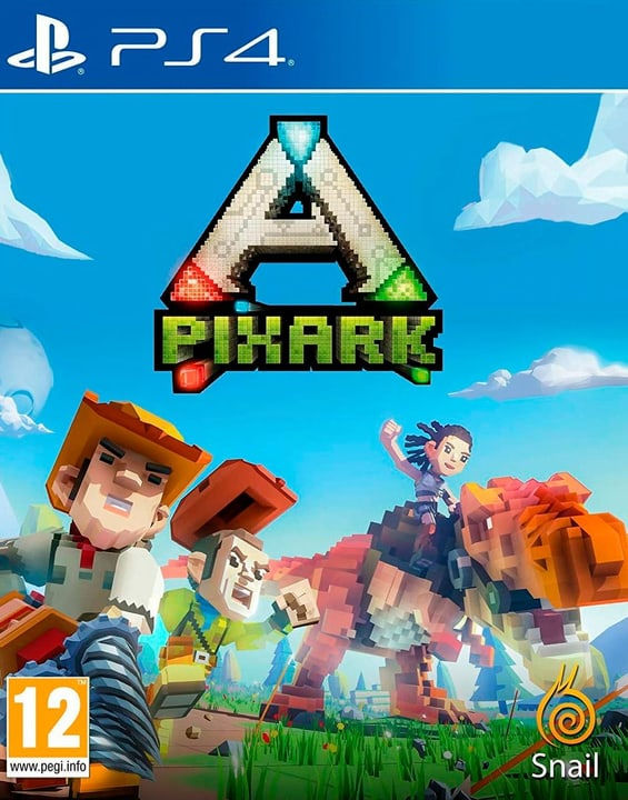 PS4 - PixARK Box 785300138627 Langue Allemand Plate-forme Sony PlayStation 4 Photo no. 1
