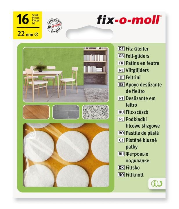 Filzgleiter Fix-O-Moll 607067300000 Bild Nr. 1