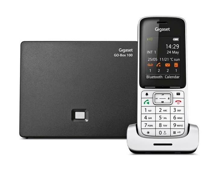 SL450A GO noir argent Téléphone VoIP Gigaset 785300123492 Photo no. 1