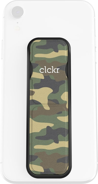 CLCKR Universal Grip Band Size L green Camo Support 798629200000 Photo no. 1