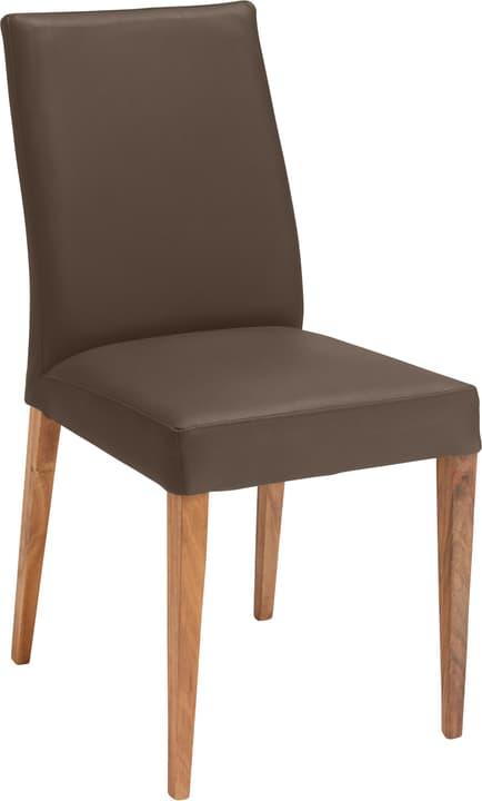 SERRA Stuhl 402355600070 Grösse B: 46.0 cm x T: 57.0 cm x H: 92.0 cm Farbe Braun Bild Nr. 1