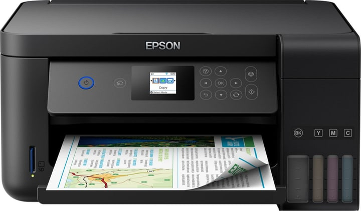 EcoTank ET-2750 Imprimante multifonction Epson 797279700000 Photo no. 1