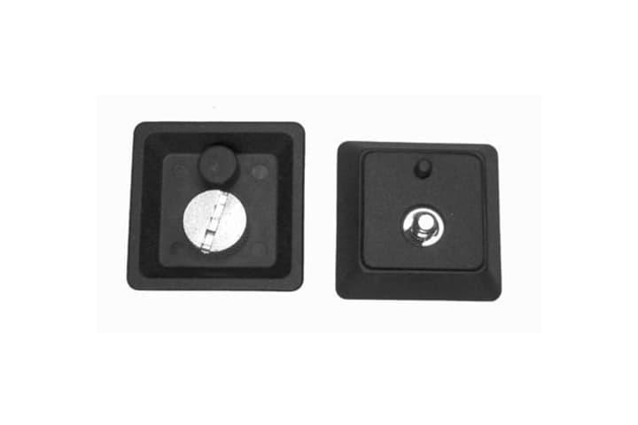 Ersatzplatte (41x41mm) zu P-Max Velbon 785300125947 Bild Nr. 1
