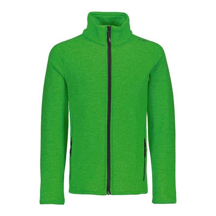 Veste en polaire powerstretch pour garçon CMP 464545915260 Couleur vert Taille 152 Photo no. 1