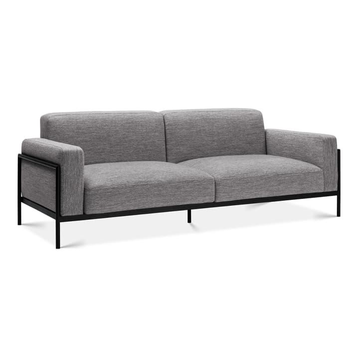 SOMA 2er Sofa Edition Interio 360442320301 Grösse B: 226.5 cm x T: 88.5 cm x H: 85.0 cm Farbe Silberfarben Bild Nr. 1