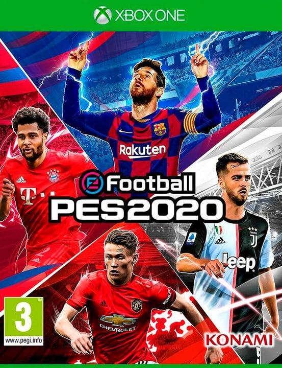 Xbox One - PES 2020 - Pro Evolution Soccer 2020 Box 785300145990 Photo no. 1