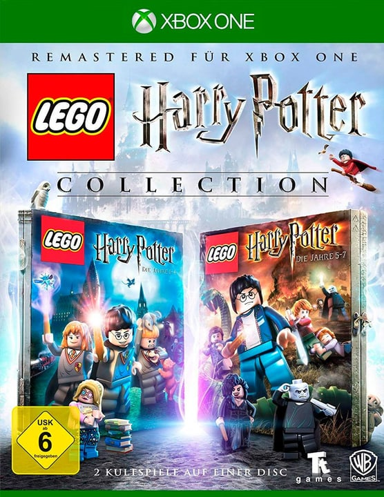 Xbox One - LEGO Harry Potter Collection (D/F) Box 785300139051 N. figura 1