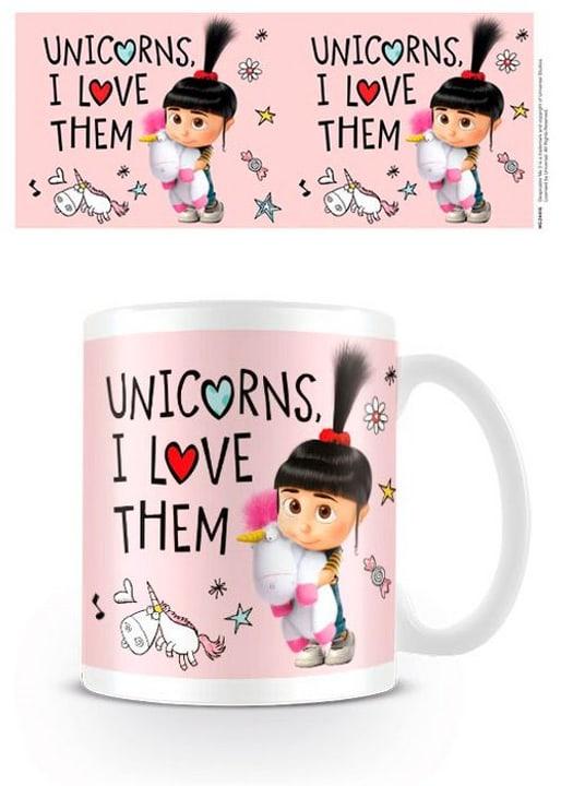 Despicable me 3: Unicorns I Love Them - Tasse [315ml] 785300129862