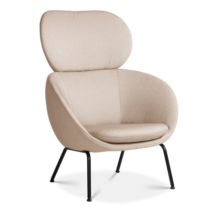 SAPO Fauteuil Edition Interio 360441107074 Dimensions L: 84.0 cm x P: 85.0 cm x H: 110.0 cm Couleur Beige Photo no. 1