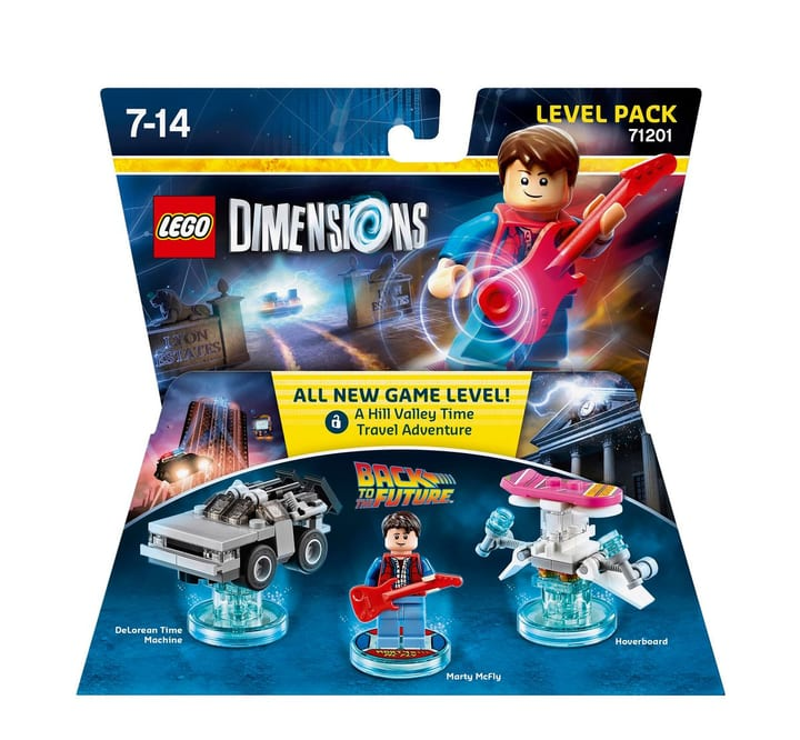 LEGO Dimensions Level Pack Back to the Future 785300119852 Photo no. 1