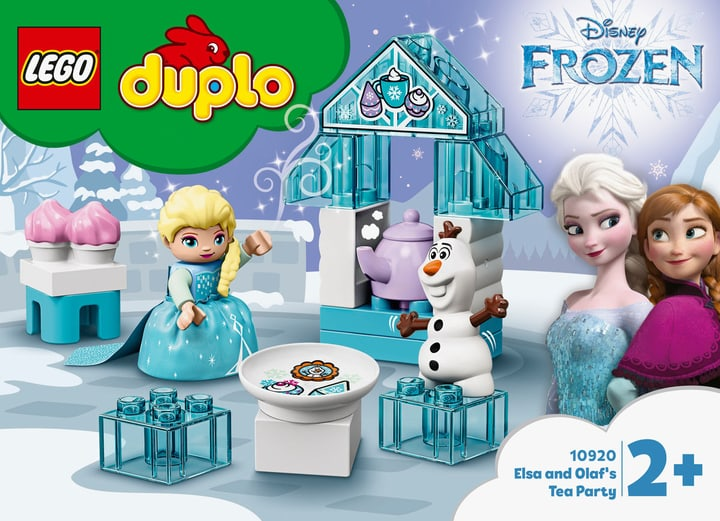 LEGO DUPLO 10920 Le festin de glace 748732400000 Photo no. 1