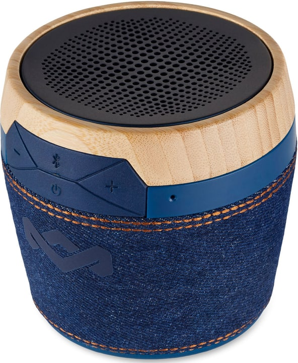 Chant Mini - Denim Altoparlante Bluetooth House of Marley 785300131944 N. figura 1