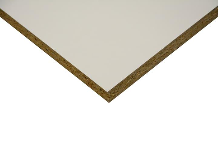 Panneau aggloméré blanc mat K101SM Swisskrono 640106300000 Épaisseur 8.0 mm Photo no. 1