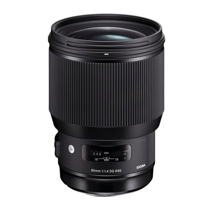 85mm 1.4 DG HSM Art (Nikon-AF) Objectif Sigma 785300126164 Photo no. 1