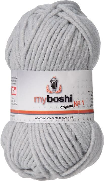 Lana No 1 My Boshi 665305100000 Colore Argenteo N. figura 1