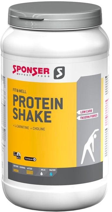 Protein Shake mit L-Carnitin Shake proteico 550 g Sponser 491949100000 N. figura 1