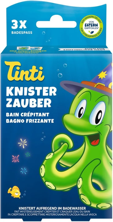 Knisterzauber 3er Pack 746342700000 Bild Nr. 1