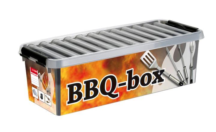 Image of BBQ-Box 9.5L mit Einsatz Aufbewahrungsbox