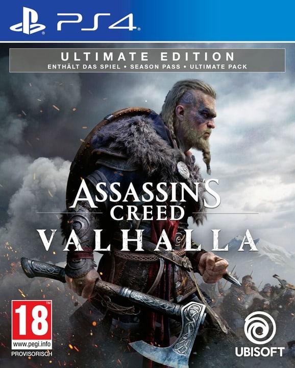 PS4 - AC Valhalla Ultimate Edition Box 785300152969 Photo no. 1
