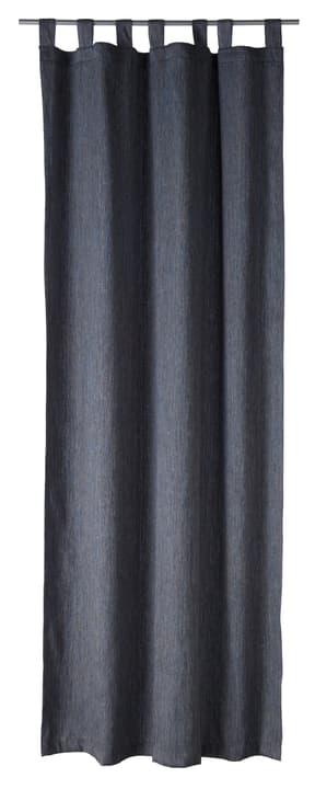 GINA Rideau prêt à poser nuit 430264321840 Couleur Bleu Dimensions L: 145.0 cm x H: 260.0 cm Photo no. 1