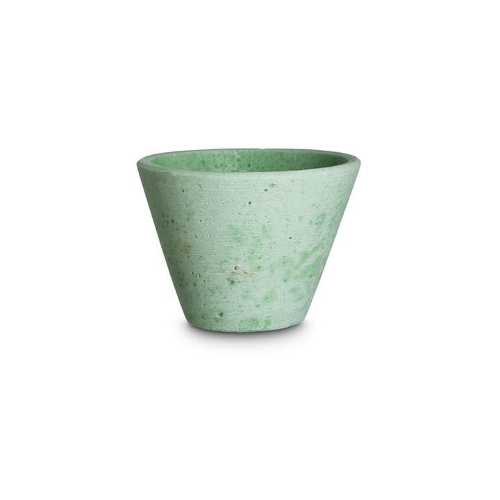 ANJA Bougie 390122300000 Dimensions L: 7.5 cm x P: 7.5 cm x H: 5.5 cm Couleur Vert menthe Photo no. 1