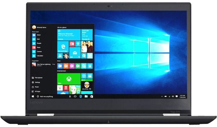 Yoga 370 20JH002SMZ Notebook Lenovo 785300131638 Bild Nr. 1
