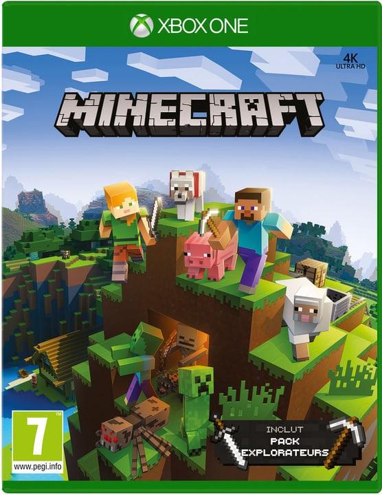 Xbox One - Minecraft D/F 785300130662 Bild Nr. 1