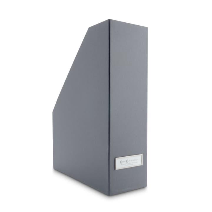 BIGSO CLASSIC Porte-journaux 386018650013 Dimensions L: 25.0 cm x P: 10.0 cm x H: 32.5 cm Couleur Gris Photo no. 1