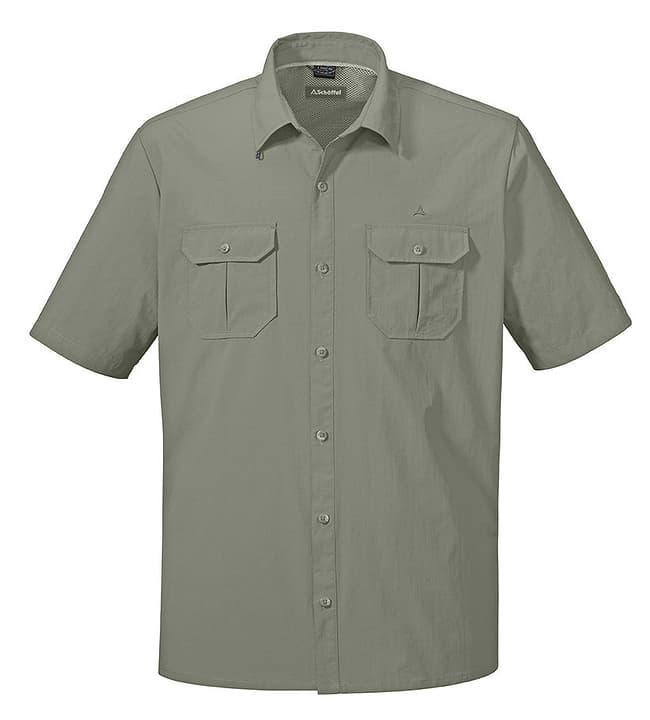 Shirt Ammergau UV Camicia uomini Schöffel 462768905064 Colore khaki Taglie 50 N. figura 1