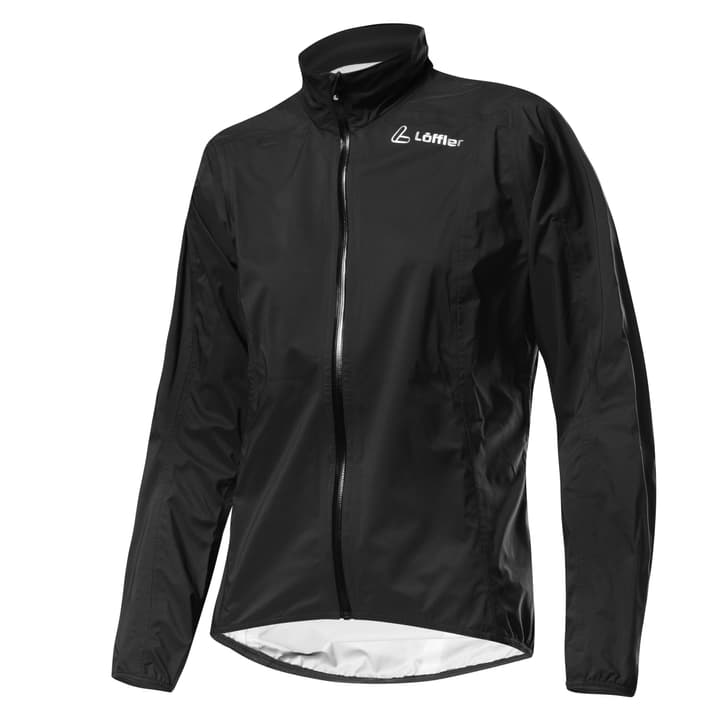 WPM3 Damen-Bike-Jacke Löffler 461350903620 Farbe schwarz Grösse 36 Bild-Nr. 1